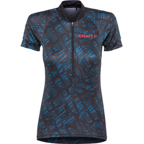 Craft Velo Art Jersey Damen nox/black